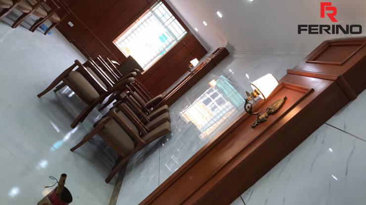 Không gian bên trong phòng họp:   by Kinh nghiệm làm nhà