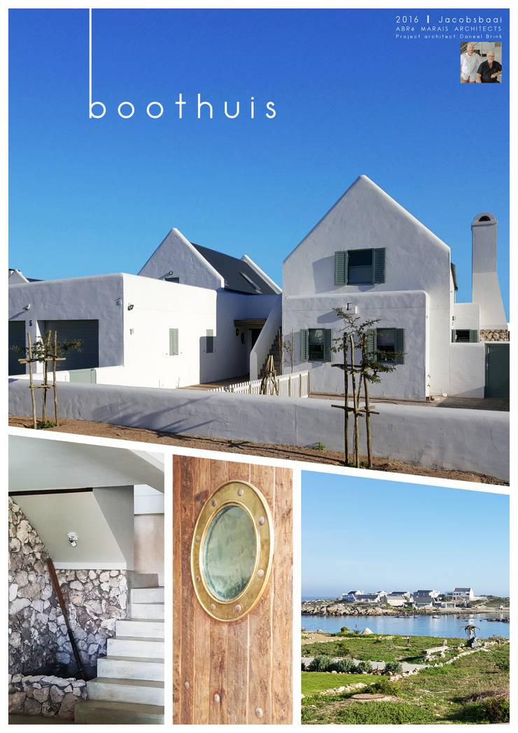 Boathouse:  Houses by Abré Marais Architects