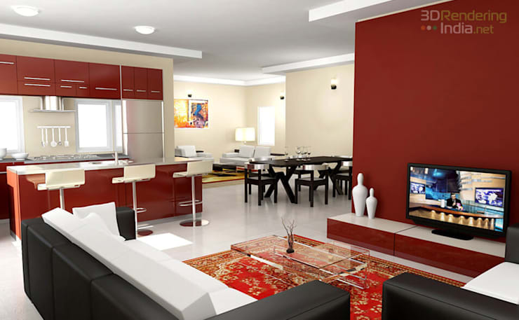 by 3D Rendering India.net