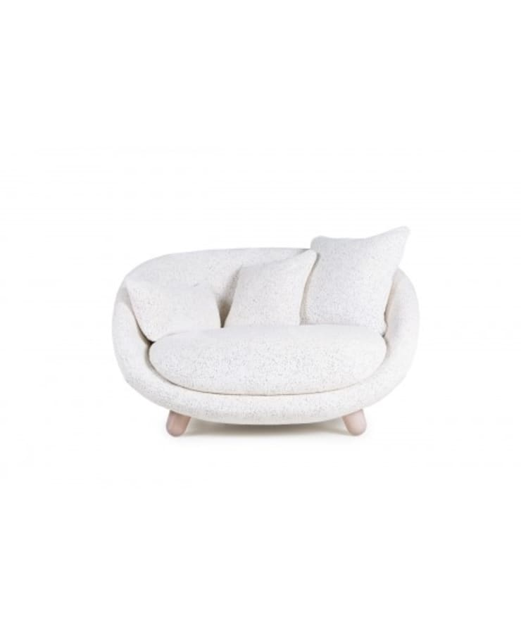 Salas/Recibidores de estilo  por Lomuarredi Ltd,