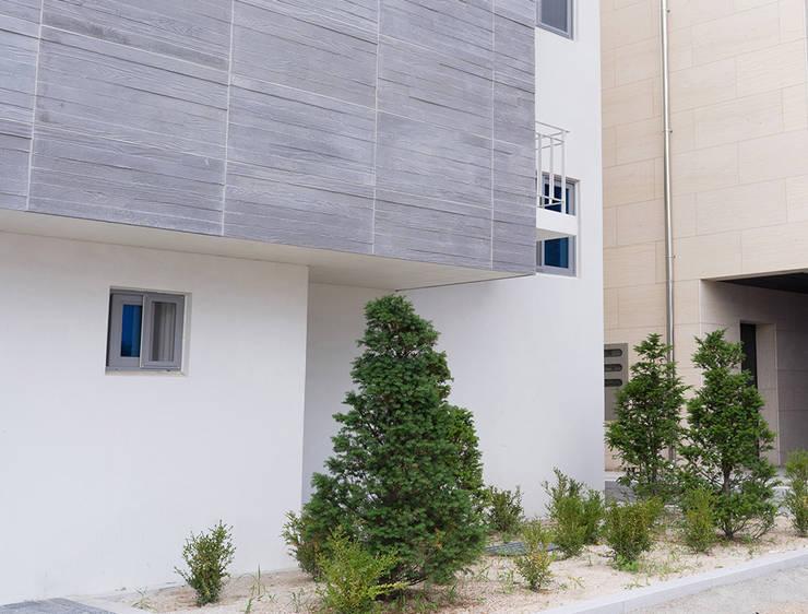 남양주_Olive Avenue: AAPA건축사사무소의  주택