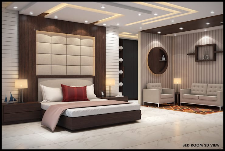 Surprising 4 Bhk Interior Design In Ghaziabad By Rid Interiors Homify Home Remodeling Inspirations Cosmcuboardxyz
