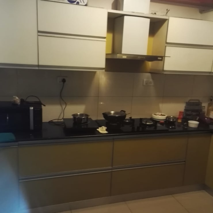 Built-in kitchens by SSDecor, Asian