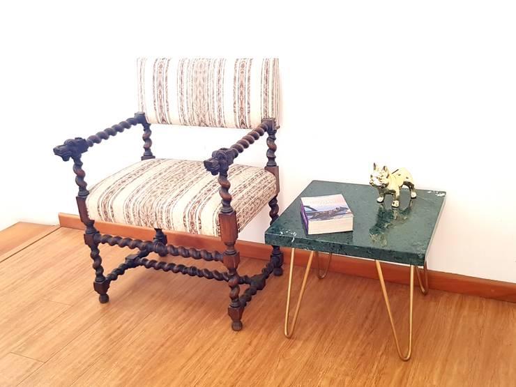 Modelo MAKO: Hogar de estilo  por SIMPLEMENTE AMBIENTE mobiliarios
