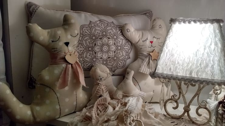 Dormitorios infantiles  de estilo  por ANADECO - Decoradora y Diseñadora de Interiores - La Plata