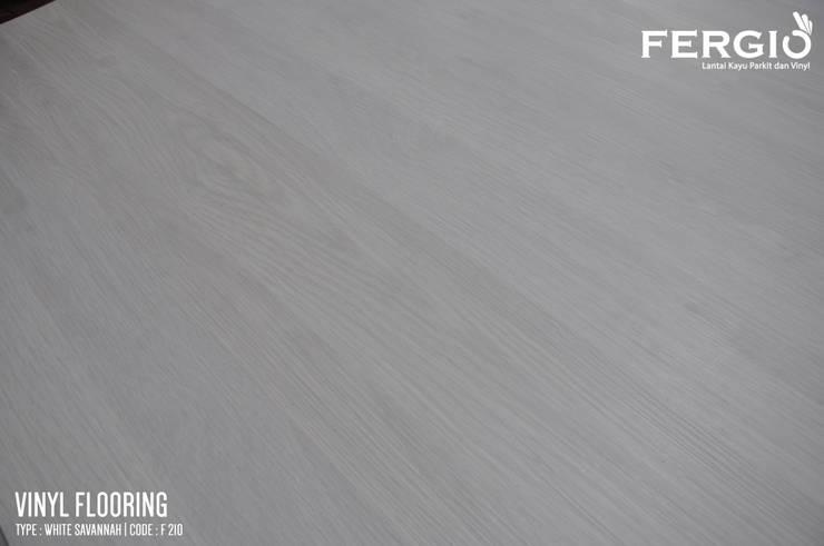 White Savannah:  Walls & flooring by PT. Wahana Adhi Pratama
