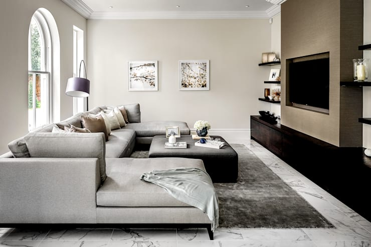 Living room by Mark Hardy