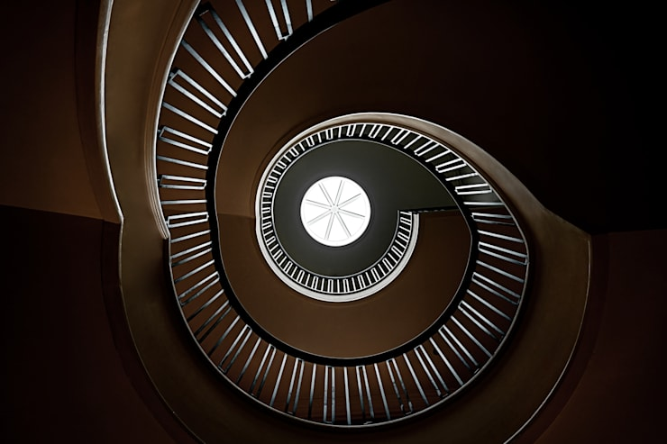 Stairs by Mark Hardy