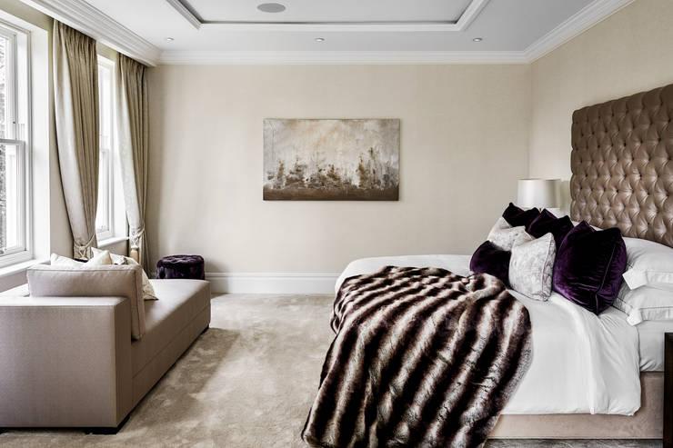 Bedroom by Mark Hardy