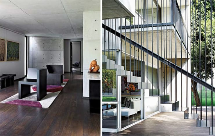 Stairs by PWM Architects