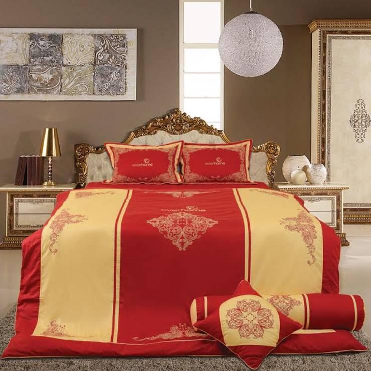 Bộ sưu tập chăn ga gối đệm Everhome chính hãng:  Bedroom by Everhome Việt Nam