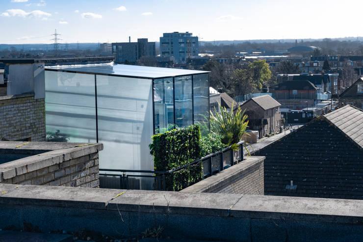 South West London by IQ Glass UK Modern Glass