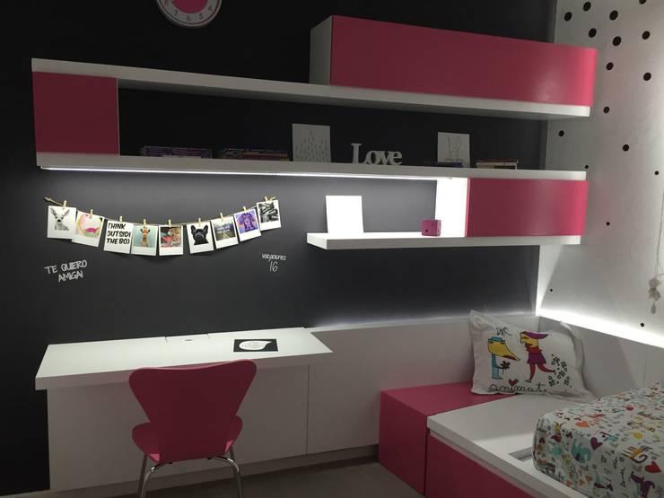 Dormitorio Infantil : Dormitorios infantiles de estilo  por Modulus,