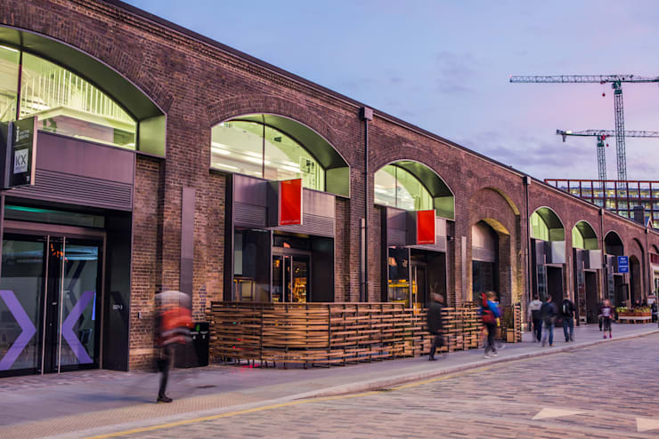 Commercial Spaces by Shape London, Modern