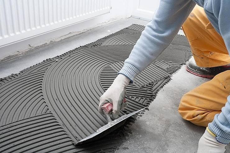 Lợi ích của việc sử dụng keo cá sấu để dán gạch:  Walls & flooring by Công ty TNHH truyền thông nối việt