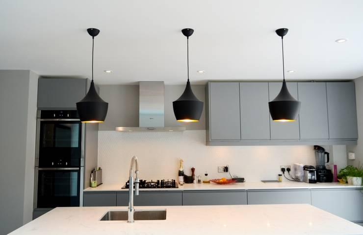 Cocinas de estilo  de dwell design, Moderno