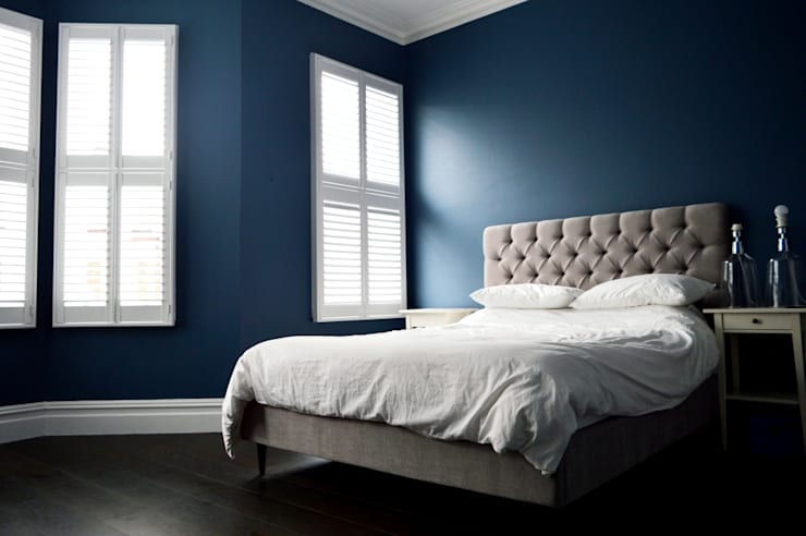 Dormitorios de estilo  de dwell design, Moderno