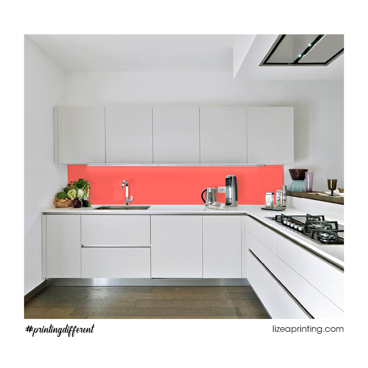 Pannelli retro cucina Monocromo di lizea sas | homify