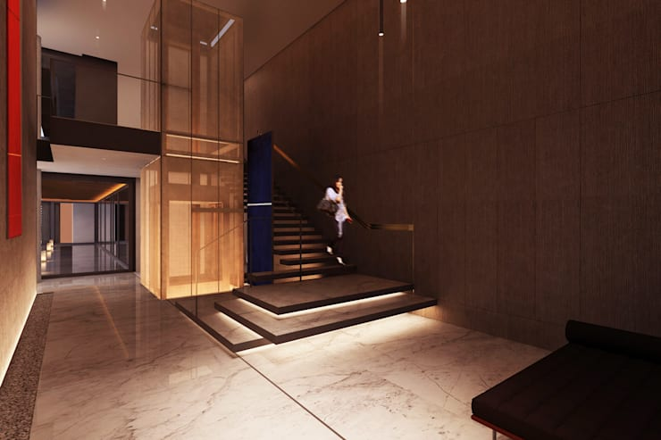 Murs & Sols modernes par ΛRCHIST Mimarlık|Archıtecture Moderne