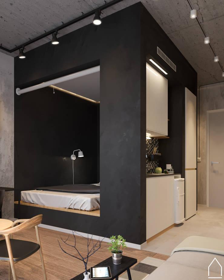 Apartement type studio:  Hotels by abdulrahman_studio