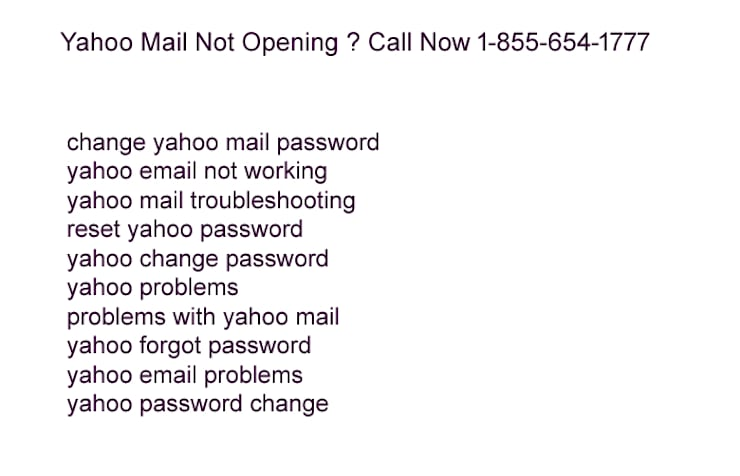 How To Stop Unwanted Mails In Yahoo ? Dial Now 1-855-654-1777:   by How To Stop Unwanted Mails In Yahoo ? Dial Now 1-855-654-1777