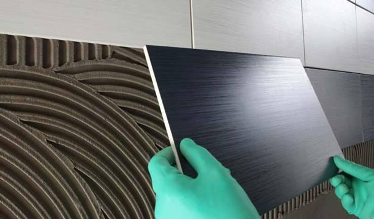 Keo dán gạch weber có lợi ích gì đặc biệt mà được các công trình tin dùng:  Walls & flooring by Công ty TNHH truyền thông nối việt