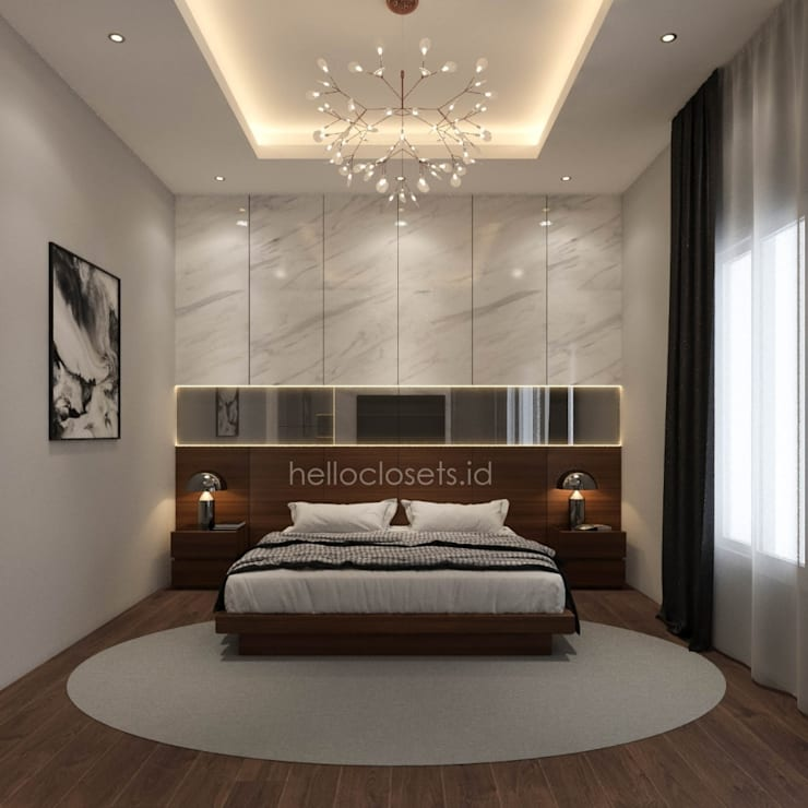 Master Bedroom :   by helloclosets