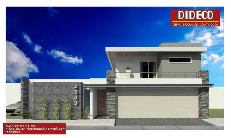 Habitats collectifs de style  par DIDECO,