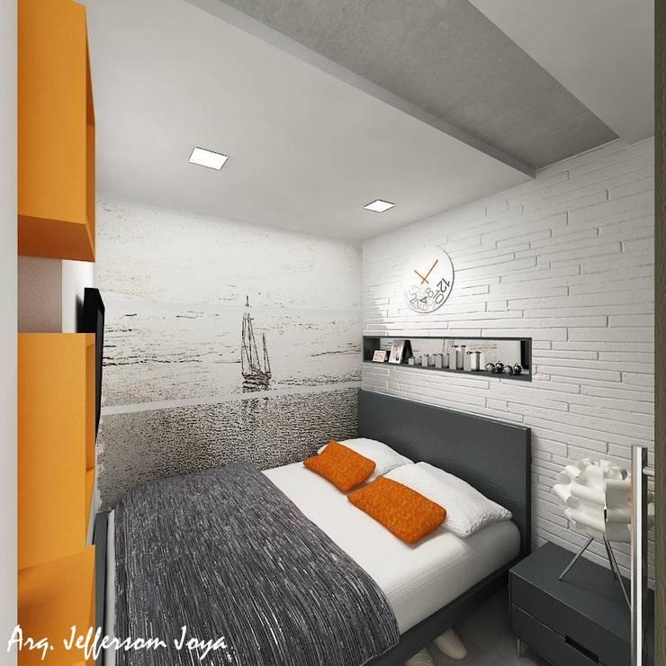 von Joya Arquitecto Industrial