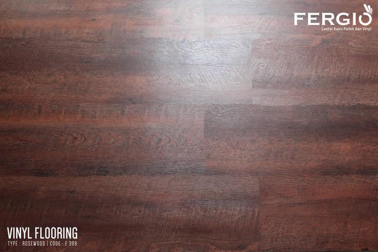 ROSEWOOD:  Walls & flooring by PT. Wahana Adhi Pratama