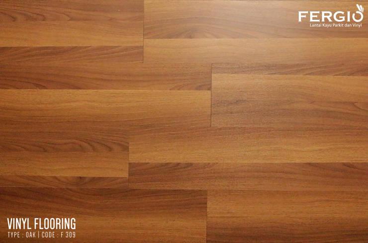Vinyl Flooring (F309):  Walls & flooring by PT. Wahana Adhi Pratama