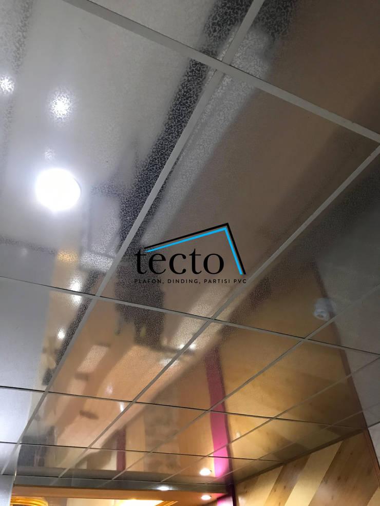 Atap datar by Tecto Plafon
