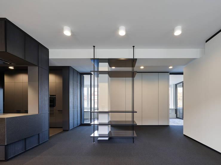 Interior Design Stuttgart Studio Komo Büroplanung Office Design :  Bürogebäude von Studio Komo,Modern
