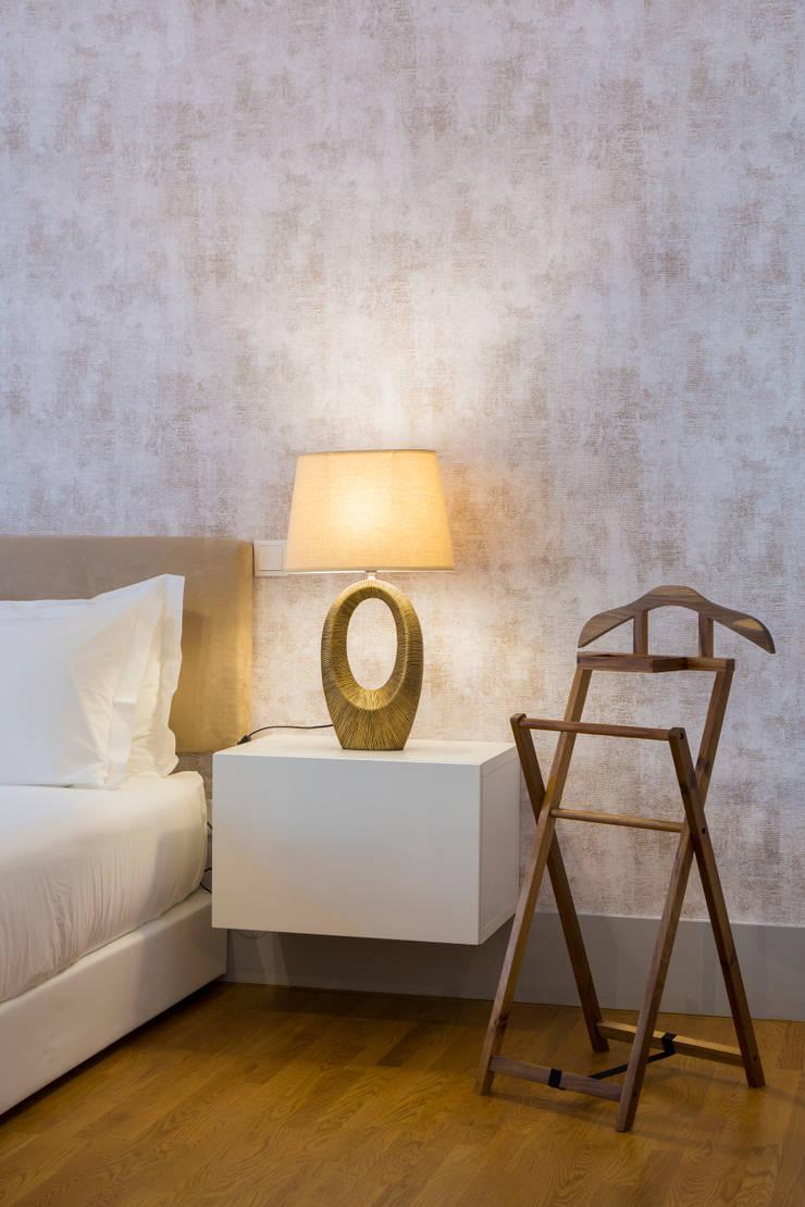 : Quarto  por Traço Magenta - Design de Interiores