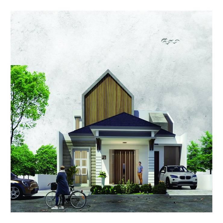 GR- House :   by AKARA Studio