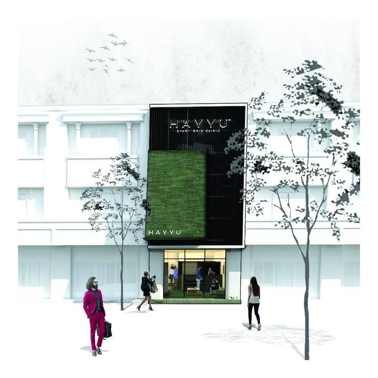 Hayyu Syar'i Skin Clinic:   by AKARA Studio
