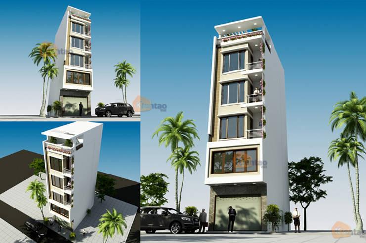 Nhà phố 5 tầng hiện đại ai nhìn cũng mê tại Trung Văn – NP 137:   by CÔNG TY CỔ PHẦN XD&TM KIẾN TẠO VIỆT