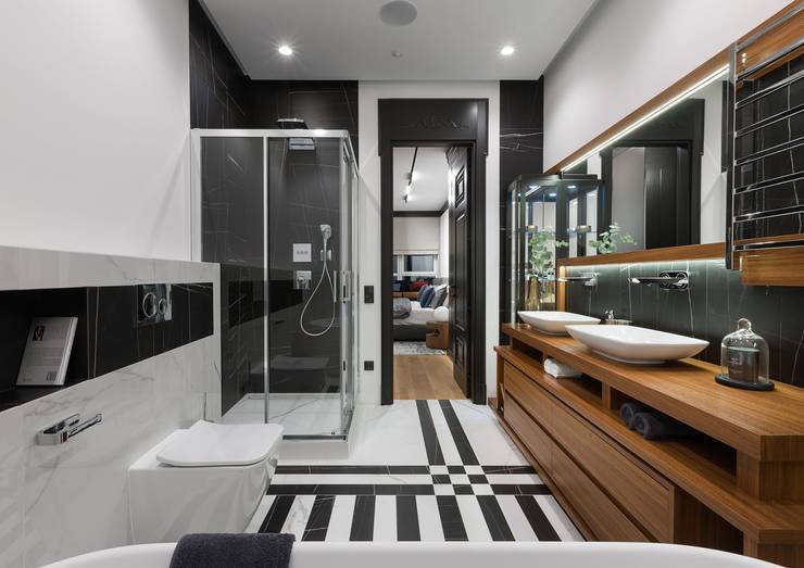 Phòng tắm by V.Concept studio