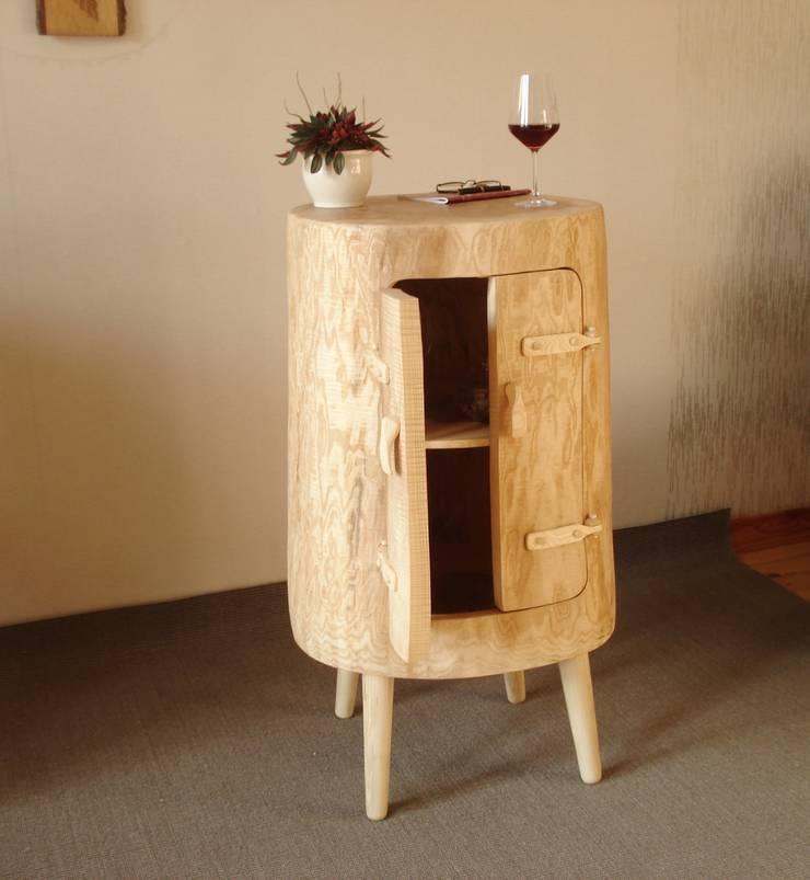 Minibar und Stehtisch von Holzbau Bohse | homify