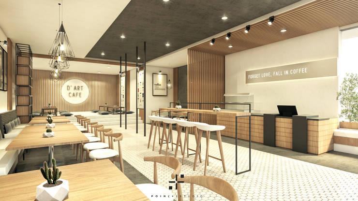 D'Art Cafe :   by Poin Plus Studio