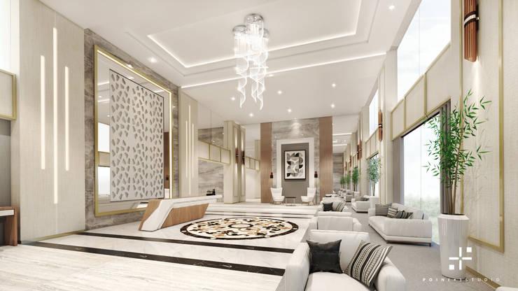 Interior Hotel Bondowoso :   by Poin Plus Studio