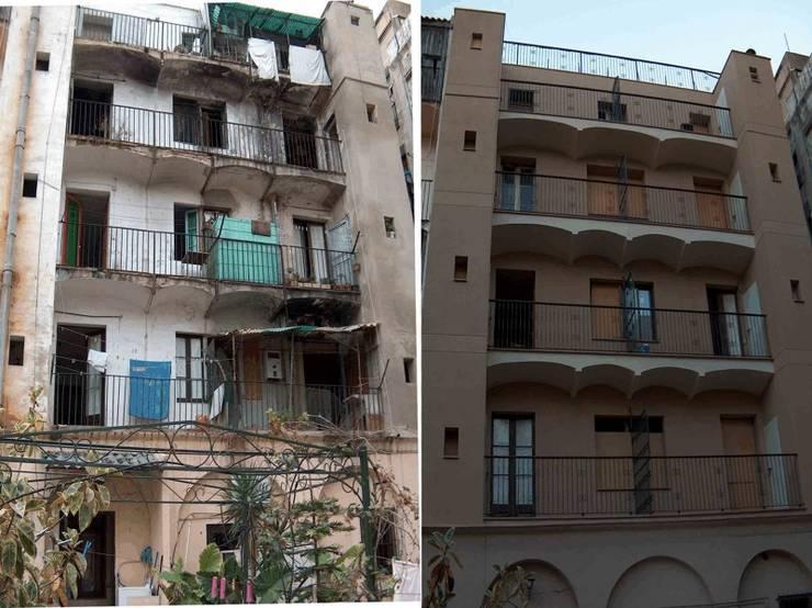 """""""Compromiso Asumido, Compromiso Cumplido"""" de CM construcciones modernas"""