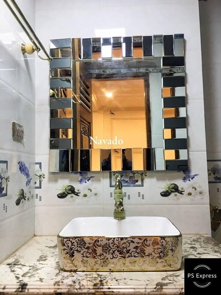 Gương phòng tắm The Word:  Bathroom by Công ty TNHH Navado Việt Nam