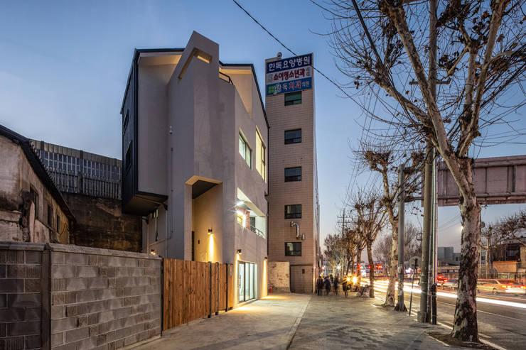Nhà theo inark [인아크 건축 설계 디자인], Tối giản