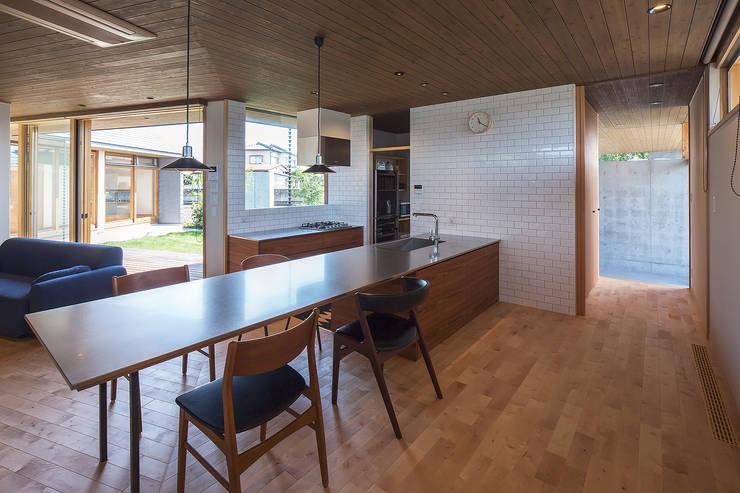 Kitchen by ATELIER N,