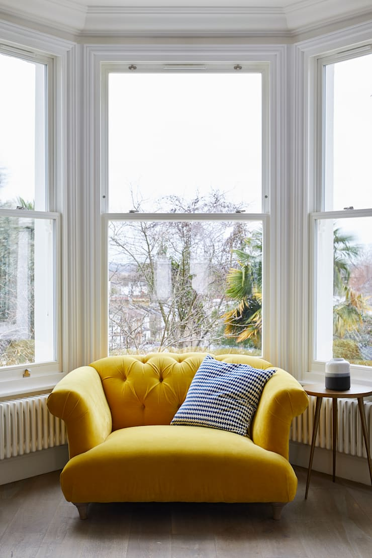 Home Renovation, Forest Hill:  Bedroom by Resi Architects in London, Modern