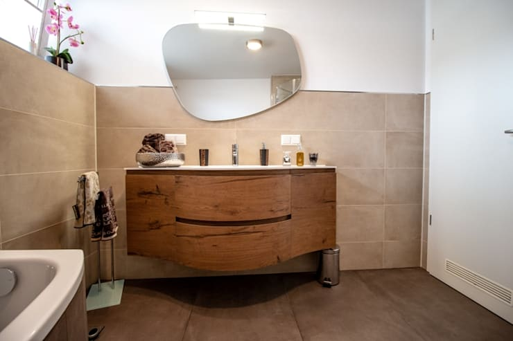 Bathroom by Bad Campioni, Modern