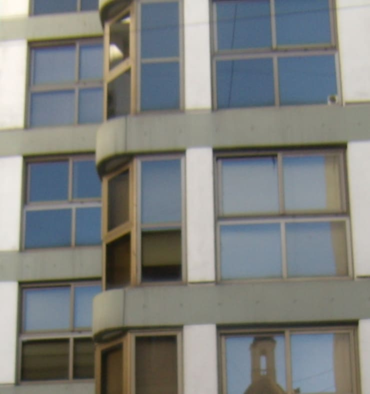 Materialidad: Edificios de Oficinas de estilo  por GR Arquitectura,