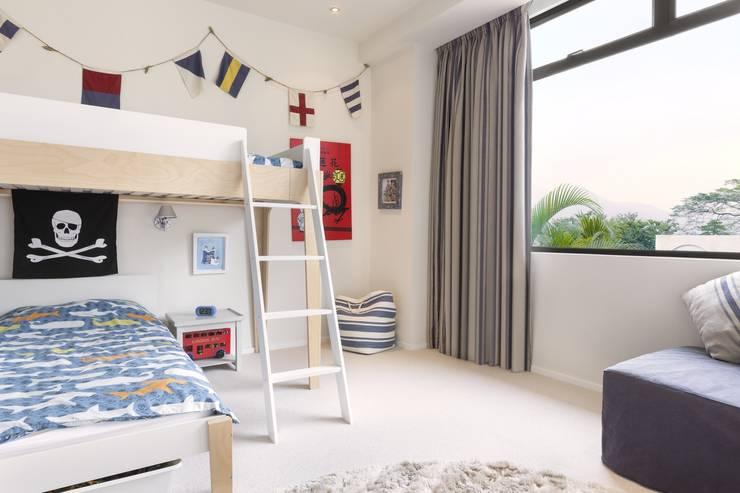 Bedroom by Original Vision, Modern
