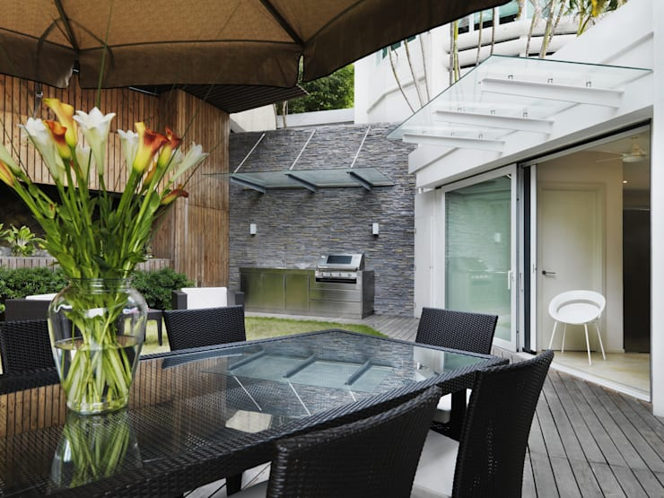 Round House:  Garden by Original Vision, Classic